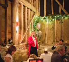 Penny_Young_Photography_The_Great_Barn_Rolvenden_Kent_Your_Toastmaster_making_announcements