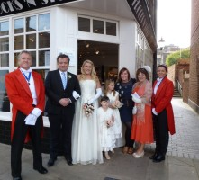 Charity Wedding Event Pilgrims Hospices (1)