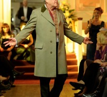 Your Toastmaster Jonathan takes to the catwalk