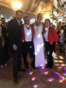 Amy and Nick were married at Port Lympne Hotel Reserve on the 18th May 2019
