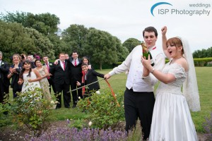 As wedding toastmasters we have assisted at some beautiful weddings and the wedding of Paras & Patrick Campbell at St Peters Church and Courtstairs Manor on 28th July 2012 was no exception.