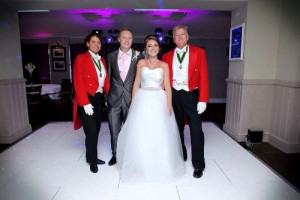 The sun shone for Kelly & James at Birchington Church & the Botany Bay Hotel.  A very memorable and enjoyable wedding.